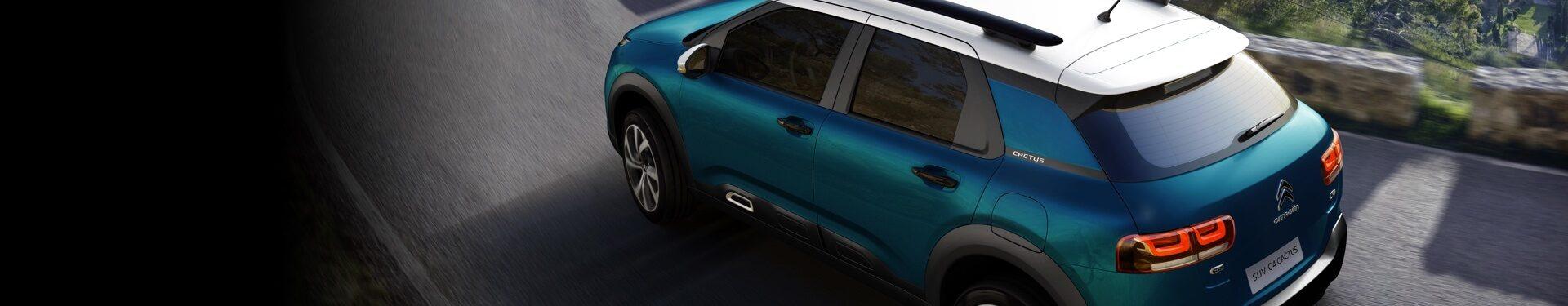 Novidades Citroën Chanson