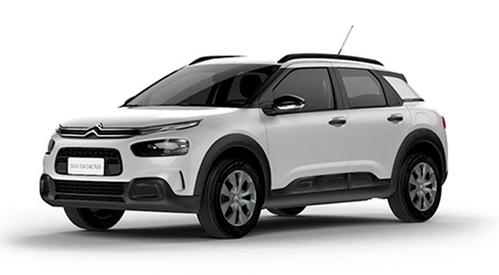 SUV Citroën C4 Cactus Live Auto
