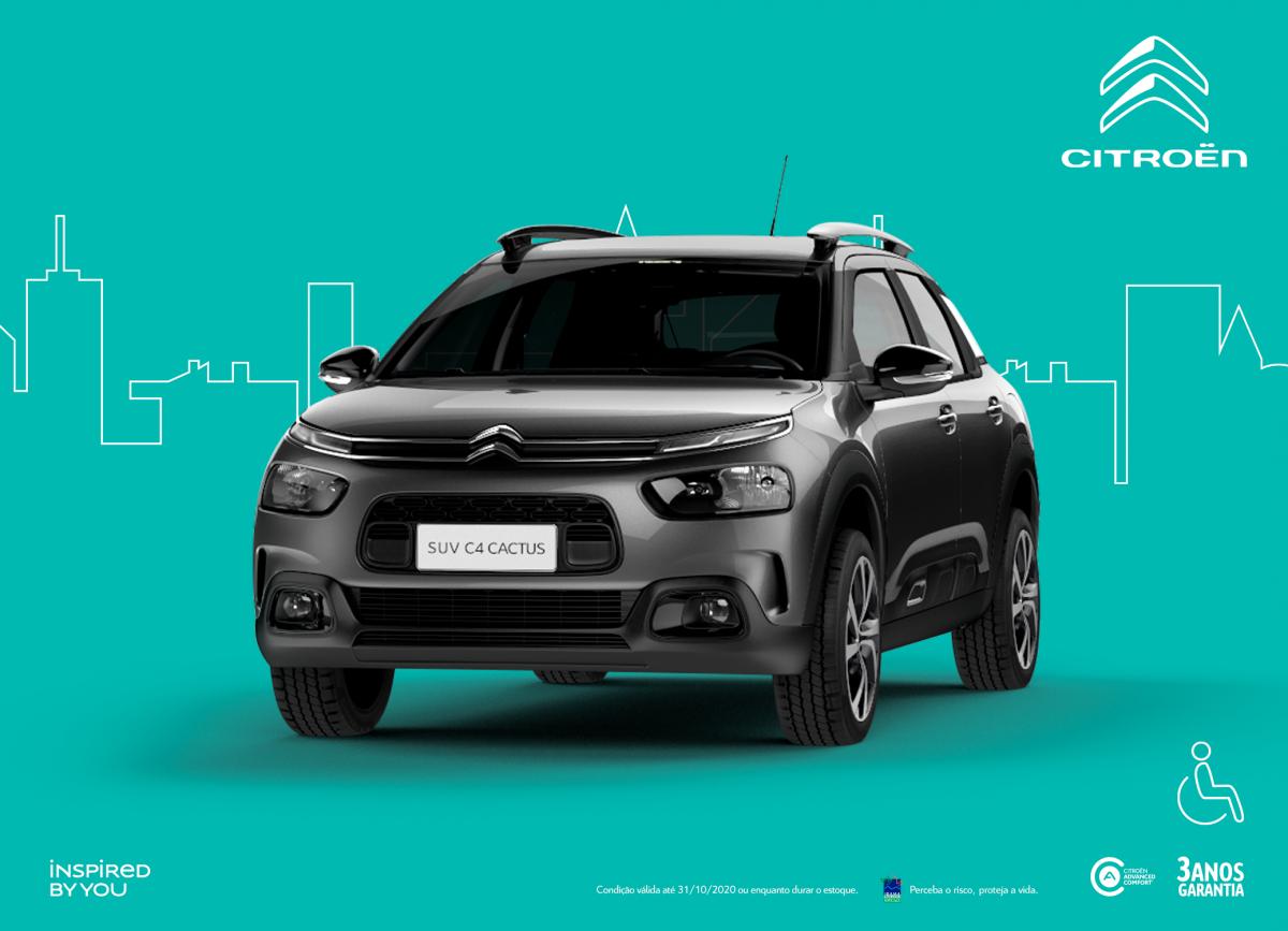 SUV Citroën C4 Cactus Feel Pack PCD