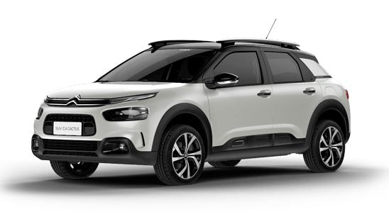 SUV Citroën C4 Cactus Shine Pack