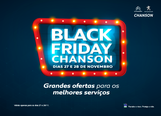 Black Friday Citroën